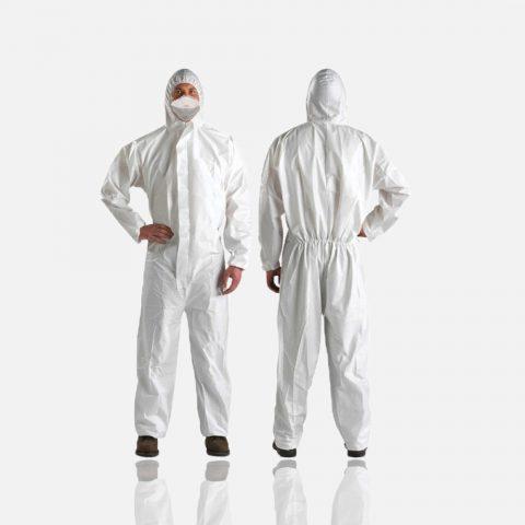 Antibakteriyal Koruyucu Tulum - Medikasol